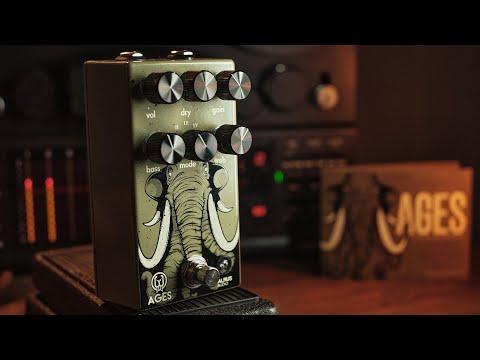 Walrus Audio Ages l Du LOURD !!