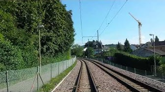BVB Basel - Tramlinie 14 [Pratteln - Bankverein]