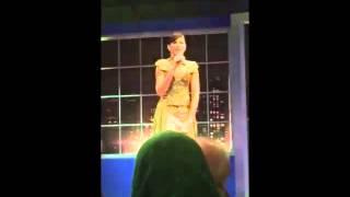 """Alina Saraswati perform """"Pengen Kawin"""" Kick Andy"""