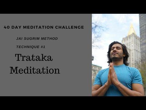 What is Trataka Meditation