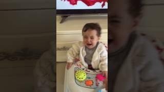 Bebeğin vatan sevgisi