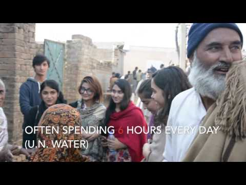 Fighting The Global Water Crisis   Solar-Powered Clean Water