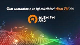 Gambar cover Alem FM • Canlı Yayın • En Yeni Türkçe Pop ve Slow Şarkılar 2020
