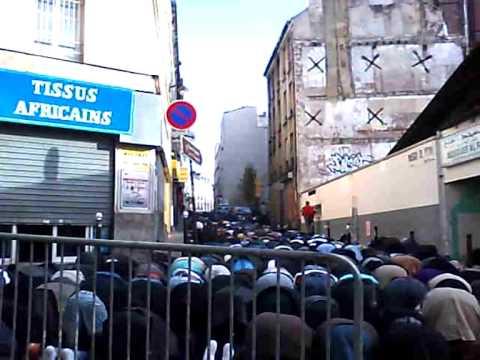 Muslim pray-in (Paris)