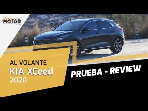 Al volante del Kia XCeed 2020 / Review / Pruebas de Coche / SuperMotor.Online / T5- E01