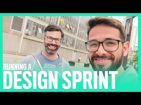Running A Google Design Sprint