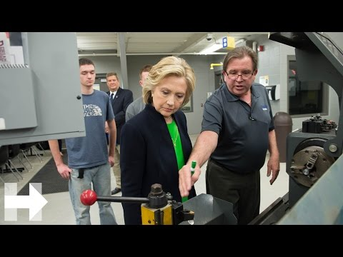 Reshuffle the Deck and Rebuild the Middle Class | Hillary Clinton