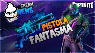 * NEW * PHANTOM PISTOL! Christmas event and news Patch 6.3! Fortnite Save the World