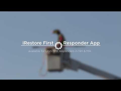 iRestore First Responders App
