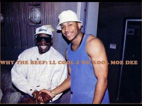 Why The Beef: LL Cool J Vs. Kool Moe Dee