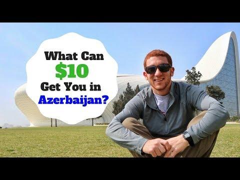 What Can $10 Get You in BAKU, AZERBAIJAN?