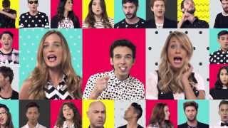 על גג העולם - קליפ ערוץ הילדים 2015!