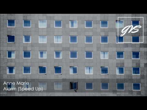 Anne Marie - Alarm (Speed Up)