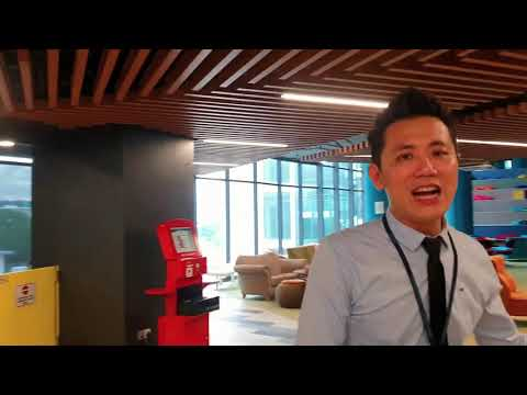 Campus Tour of Asia Pacific University (APU) New Iconic Campus at Technology Park Malaysia