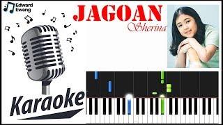 JAGOAN   SHERINA ! Karaoke Tanpa Vokal (HD AUDIO)