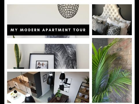 My New Modern Apartment Tour