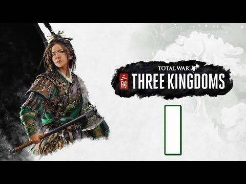 🔴Прохождение Total War: Three Kingdoms [Троецарствие] #1 - Королева разбойников [Чжэн Цзян]