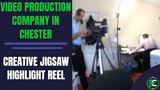 Video Production Company in Chester | Cheshire Business Film Production | Creative Jigsaw