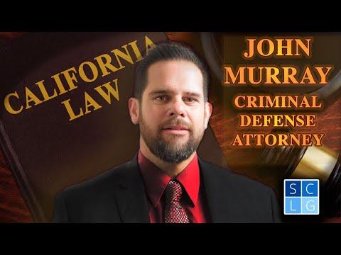 John Murray: Criminal Defense Attorney at Shouse Law Group