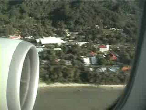 Cook Islands Landing, Rarotonga