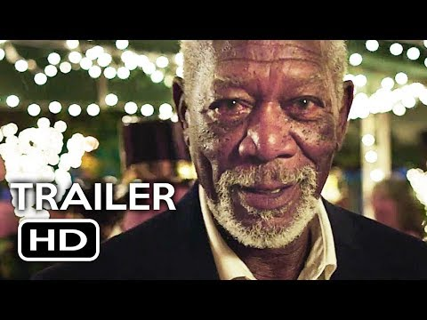 Just Getting Started Official Trailer #1 (2017) Morgan Freeman, Tommy Lee Jones Comedy Movie HD streaming vf