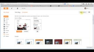 How to Install Premade Blogger Templates