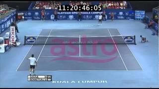 Jason Dasey Tennis Commentary (Part 2)