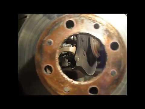Замена передних тормозных дисков на ВАЗ классике