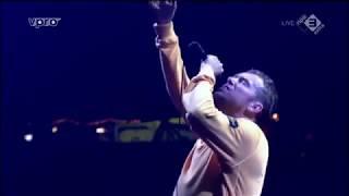 Gorillaz - Lowlands 2018   Tribute Aretha Franklin / Andromeda  (Live HD Show)