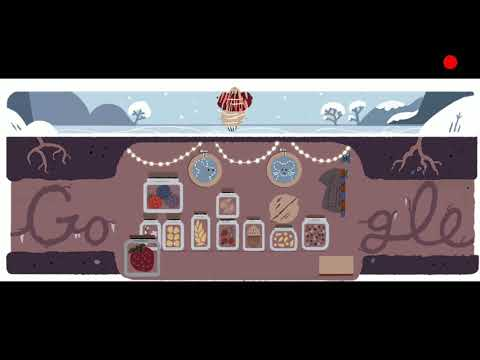 Winter Solstice 2017 (Northern Hemisphere , shortest day and the longest night Google doodles news