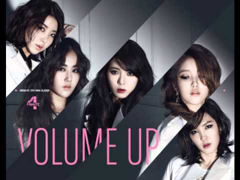 4Minute - Volume Up [AUDIO]