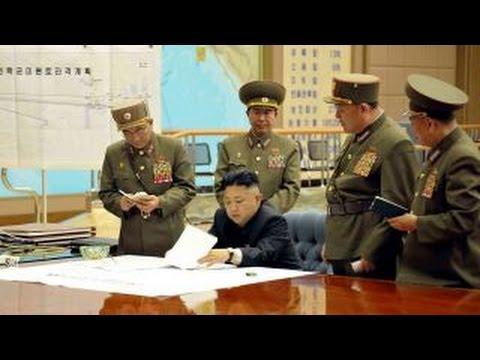 North Korea sending Trump a warning?