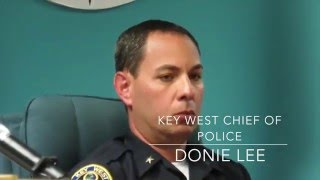 Chief Blasts Blue Paper at ACLU Meeting