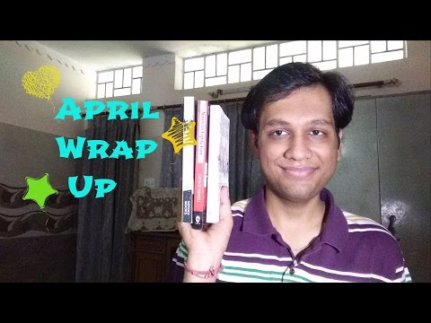 April Warp Up II Indian Booktuber