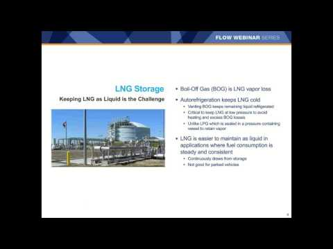 Webinar: Realize Better LNG Product Transfer Measurements with Coriolis Meters