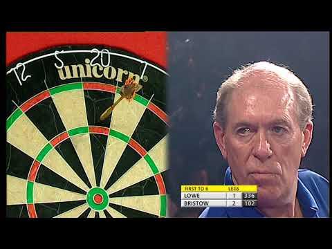 The Showdown - Eric Bristow v John Lowe - 2004