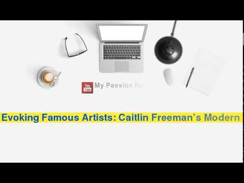 Deliciously Evoking Famous Artists: Caitlin Freemans Modern Art Desserts