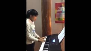 """Ca khúc """"Lá thư ngày Tết"""" trần Long Ẩn- organ Hồng Linh."""