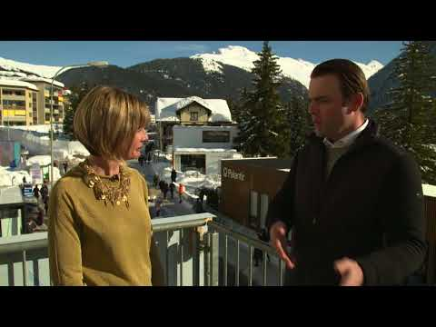 Hub Culture Davos 2018 - Simon Smiles, Group Managing Director at UBS