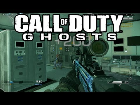 I like the VKS - Call of Duty Ghosts VKS Sniping Gameplay - STFP #11