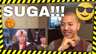 Download lagu Introduction to BTS Episode 4 Suga REACTION