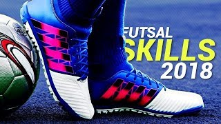 Most Humiliating Skills & Goals 2018 ● Futsal
