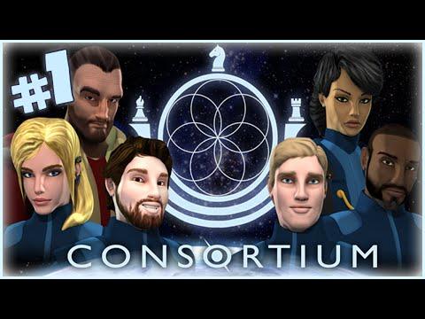 CONSORTIUM - #1 - Spacetime Commander Proasheck