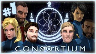 CONSORTIUM - #1 - Spacetime Commander Proasheck Thumbnail
