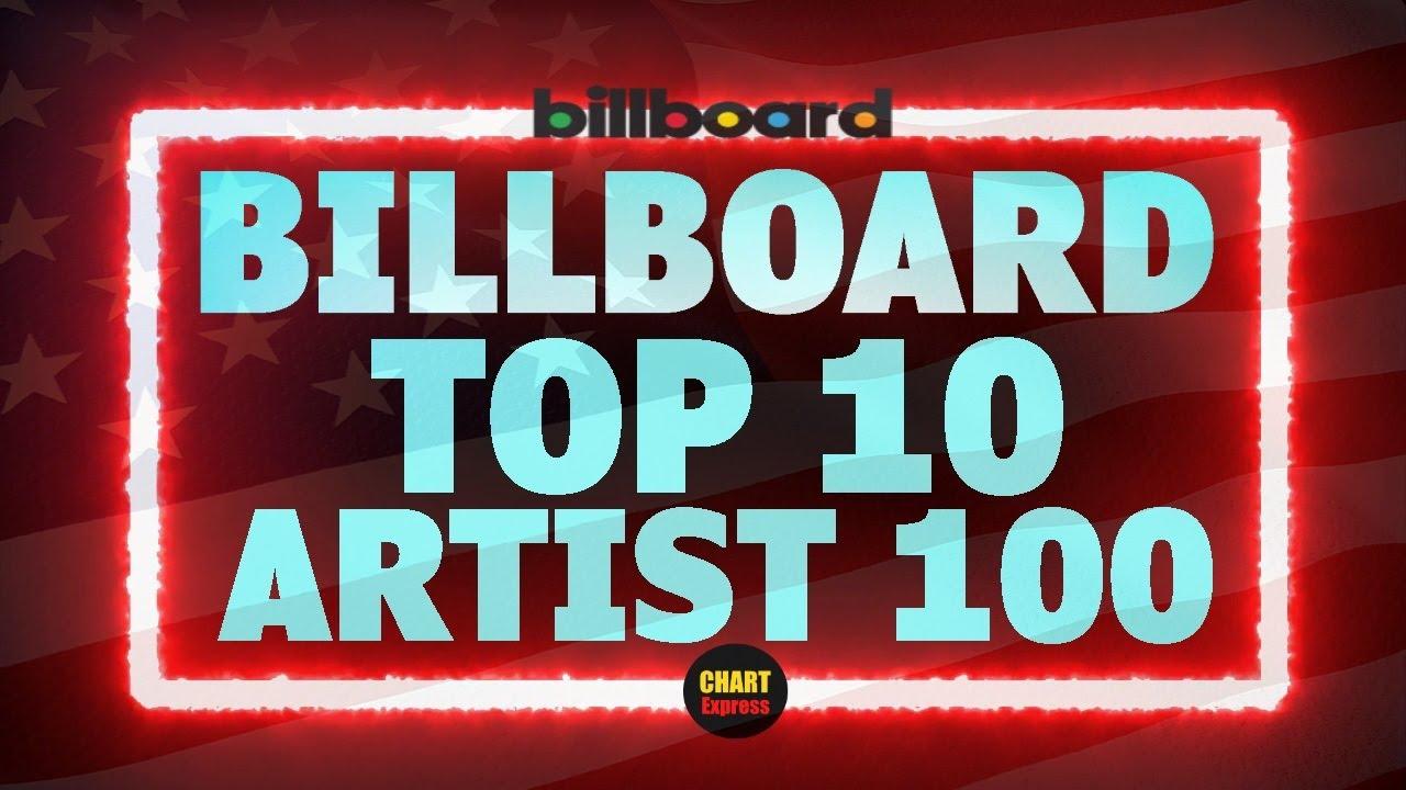 Billboard Artist 100 | Top 10 Artist (USA) | March 27, 2021 | ChartExpress