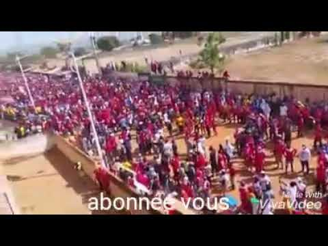 Le togo va vraiment mal ( 29/11/18) plus de 100 élèves à agoe zongo évanoui par des tir de gaz