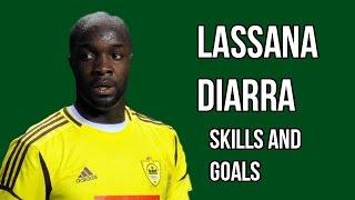 Lassana Diarra - Skills and Goals | HD