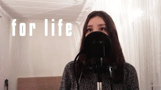EXO (엑소) - For Life (english cover)