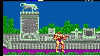 ALTERED BEAST (SMS) [38] GAMEPLAY