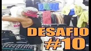 BEIJANDO NA BOCA DO MANEQUIM DESAFIO #10